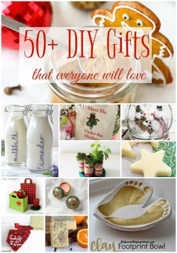 50+ DIY Gift Ideas that Everyone Will Love - ThirtySomethingSuperMom
