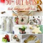 50+ DIY Gift Ideas that Everyone Will Love