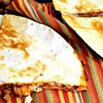 Chili Cheese Quesadilla