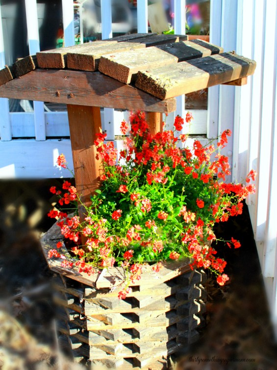 7 creative flower planter ideas for spring thirtysomethingsupermom 7 creative flower planter ideas for your garden mightylinksfo