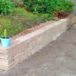 How to Build a Retaining Wall the Right Way