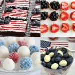 Red, White, and Blue Foods & Drinks for a Patriotic Feast