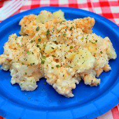 Easy Southern Potato Salad Recipe