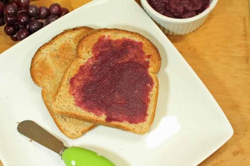 Concord Grape Jelly Recipe