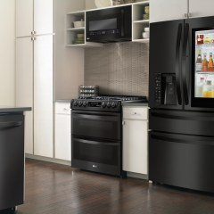 High Tech Kitchen Makeover with Smart Appliances
