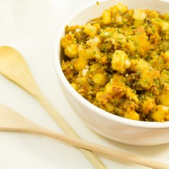 Sweet & Savory Skillet Potatoes