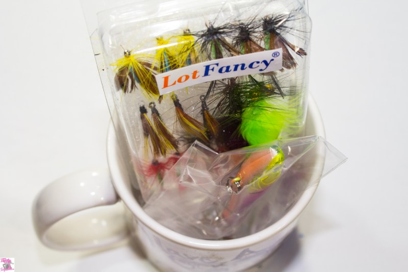 DIY Fisherman Gift Basket