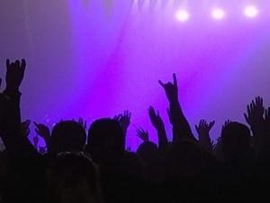 Shinedown, Papa Roach, and Asking Alexandria in Cedar Rapids