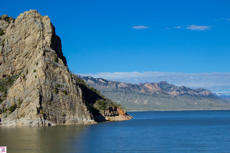 Buffalo Bill Dam Cody, Wyoming