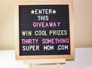 Back to School Office Supply Gift Pack Giveaway