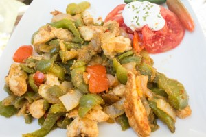 Quick & Easy Chicken Fajitas