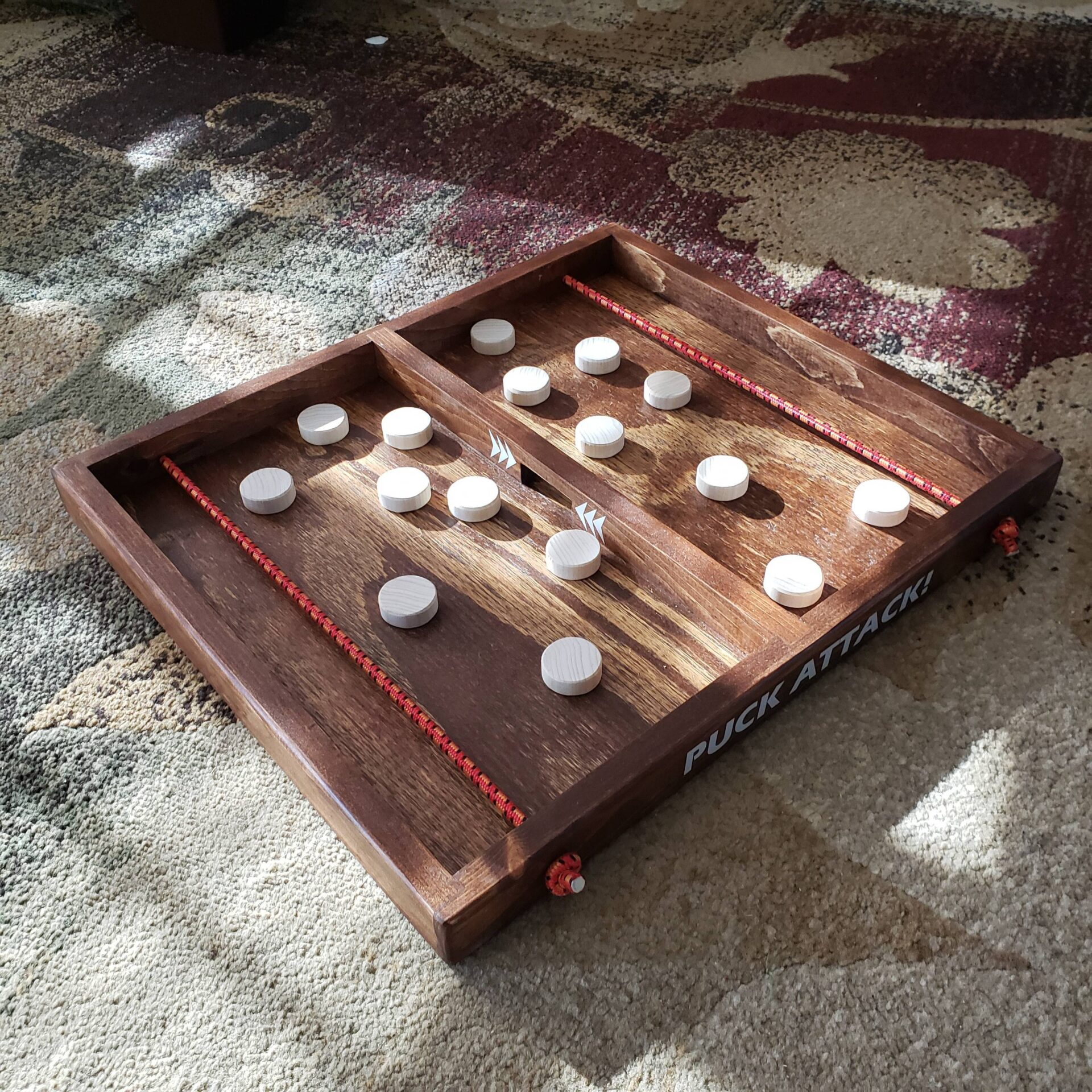 Puck Attack (Pucket) Game