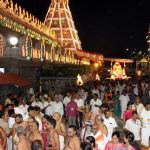 Lord Venkateshwara Enthralls Devotees on Garuda Vahana