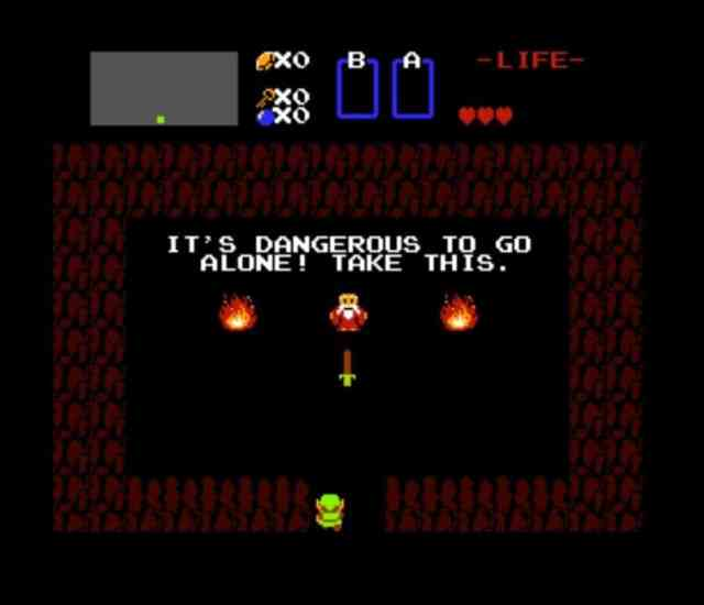 Can Zelda Teach Us How To Start Losing Weight