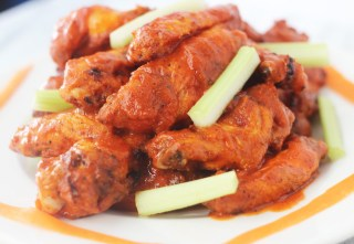 Whole 30 Buffalo Wings