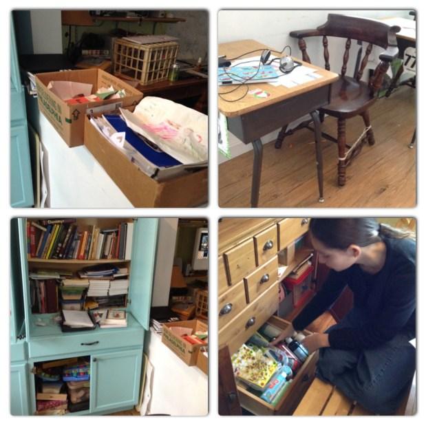homeschool storage solutions