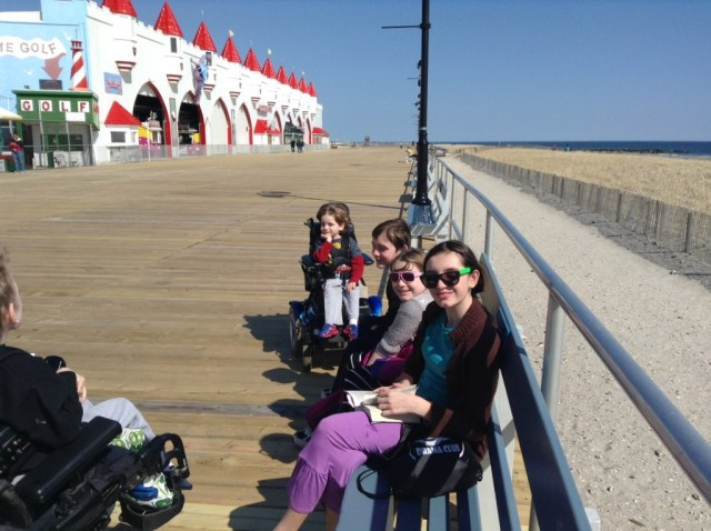ocean city boardwalk Wonderland
