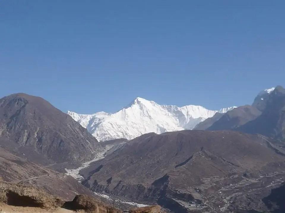 himilaya mountains