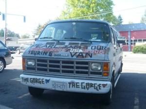 Touring Van in Seattle