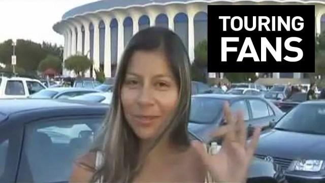 Touring Fans a Pearl Jam Fan Movie