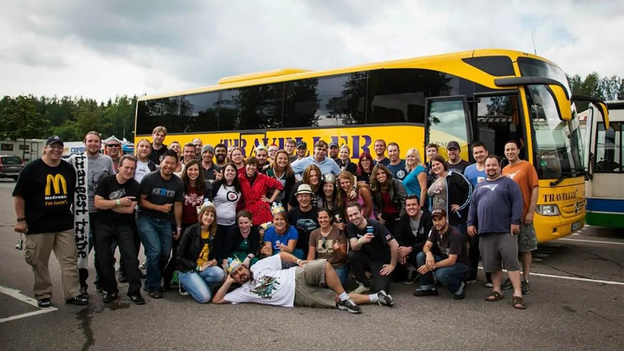 PJ Rocking Bus