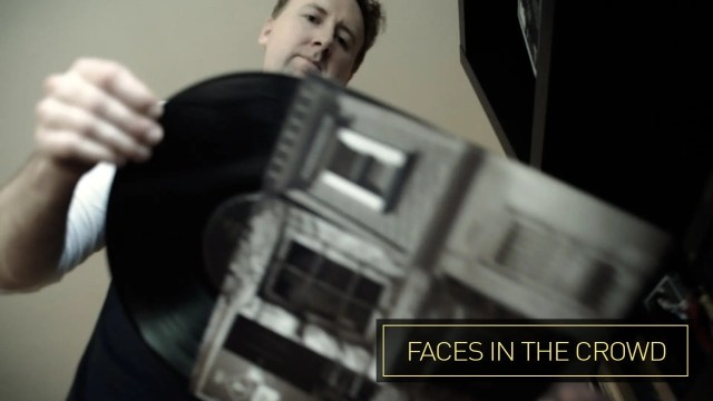 Brandon Parsons in Faces in the Crowd