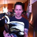Mike McCready reading This All Encompassing Trip