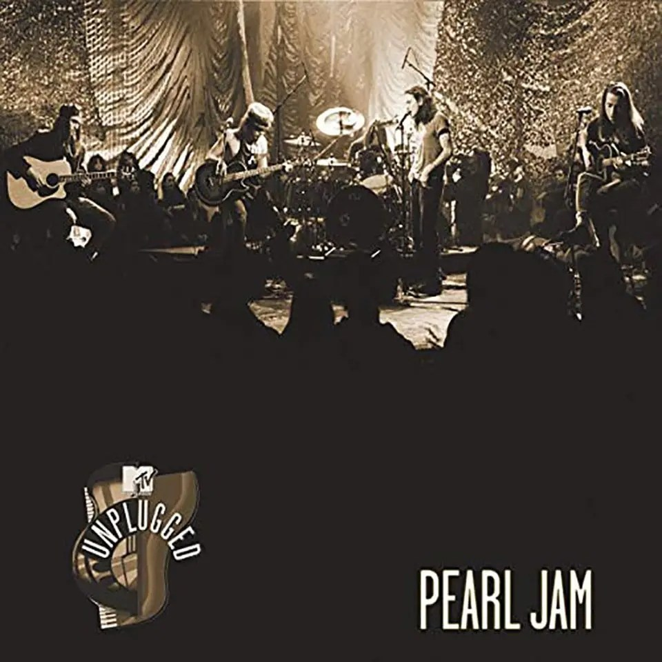 The Epic Pearl Jam MTV Unplugged Show