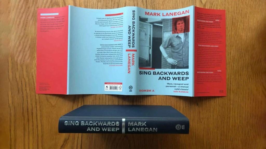 Mark Lanegan book