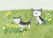 Kitties by JD Holiday