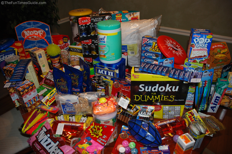 Holiday Care Packages!!! (1/2)