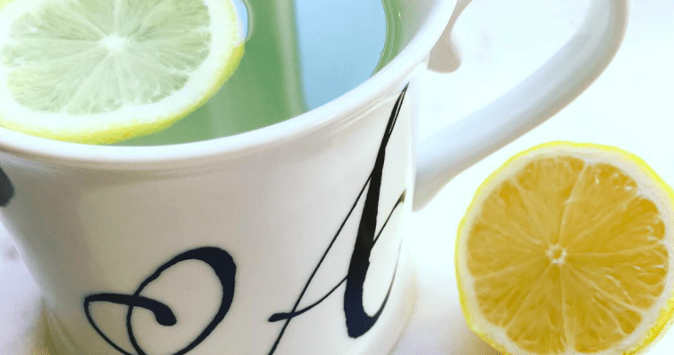 Why I Start My Day with Lemon Water