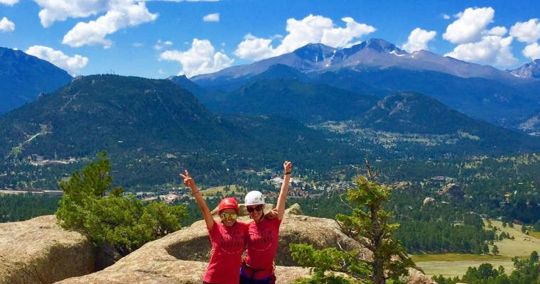 On Top of the World with First Descents: My 1-Year-Outta-Chemo Cancer-versary