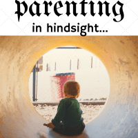 Parenting in hindsight
