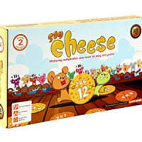Say Cheese | Multiplication Game Review