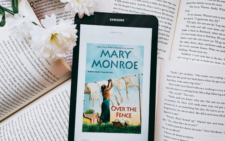 Neighbours get Pushed to the Edge in Mary Monroe's New Page Turner