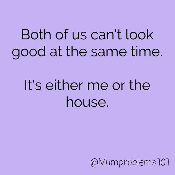 Funny parenting memes - we can't both look good