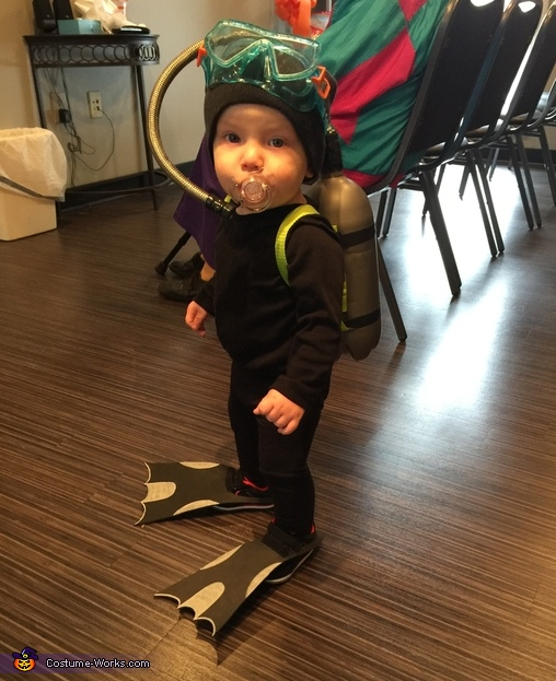 littlest_scuba_diver   This Blended Home of Mine - Halloween Costumes for the Whole Family