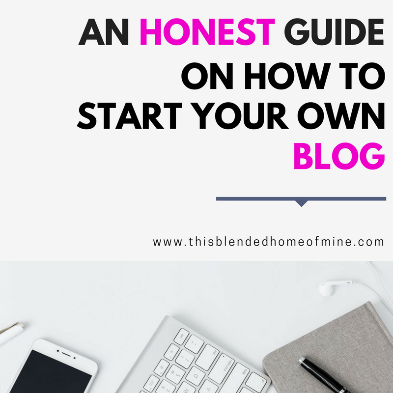 Blogging For Beginners: How to Start A Blog