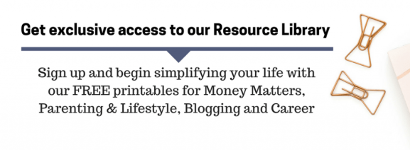 Free Resource Library - This Blended Home of Mine