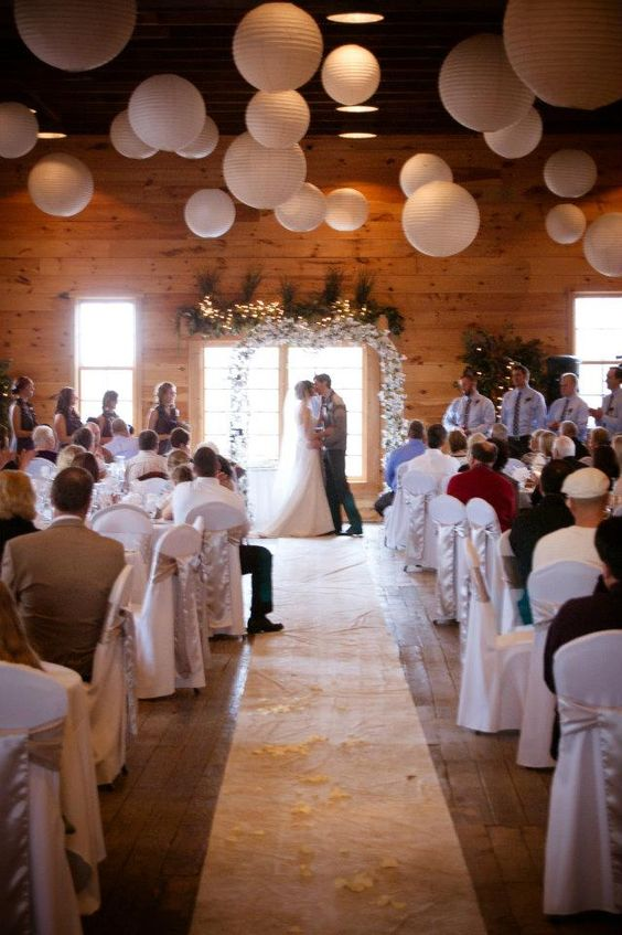 Wedding on a Budget - Venue
