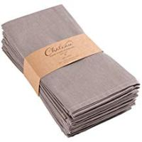 Easy-Care Cloth Dinner Napkins