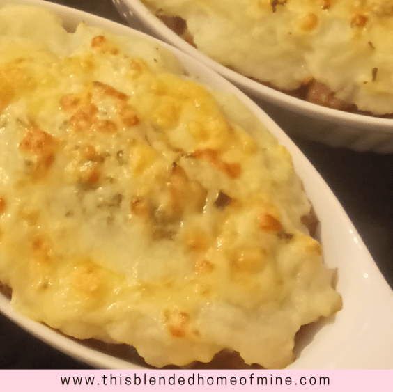 Instant Pot Shepherd's Pie with Mashed Cauliflower Topping - This Blended Home of Mine - Instant Pot Recipes, Pressure Cooker Recipes - Step 3
