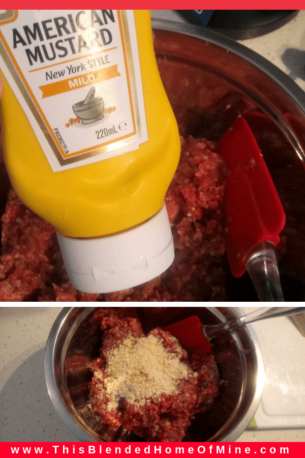 Instant Burger Recipe - This Blended Home of Mine - Easy instant pot hamburger recipe, instant pot burgers in foil
