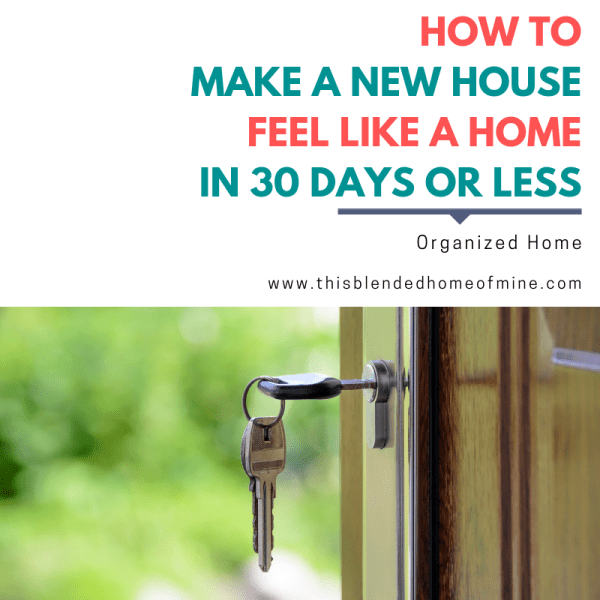 How to Make a House Feel Like Home in Less Than a Month - how to make a brand new house feel like home