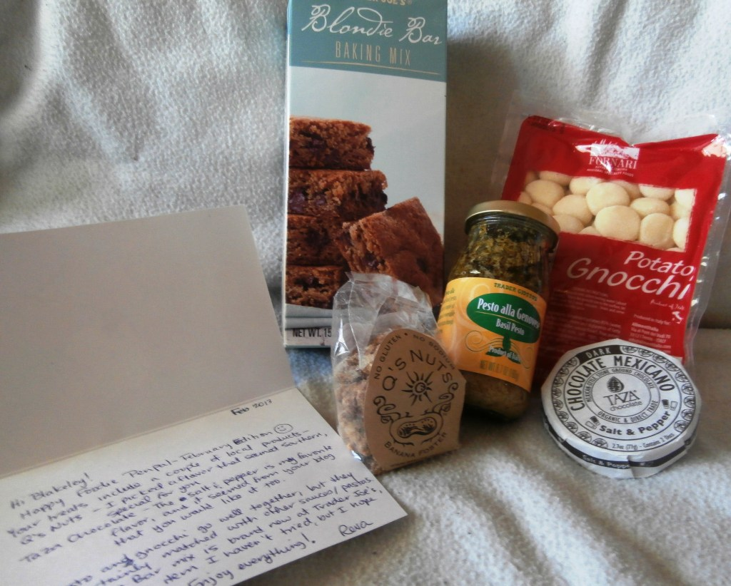 Foodie Penpals: February 2013
