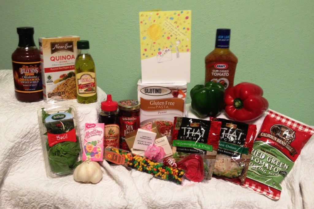 Guest Post: February Foodie Penpals