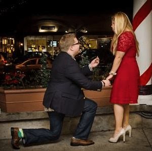 Pretty Much The Most Perfect Day Ever: Our Engagement