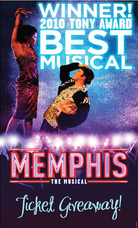 Memphis is taking over Jax, and I'm not talkin' about Tennessee! (giveaway)