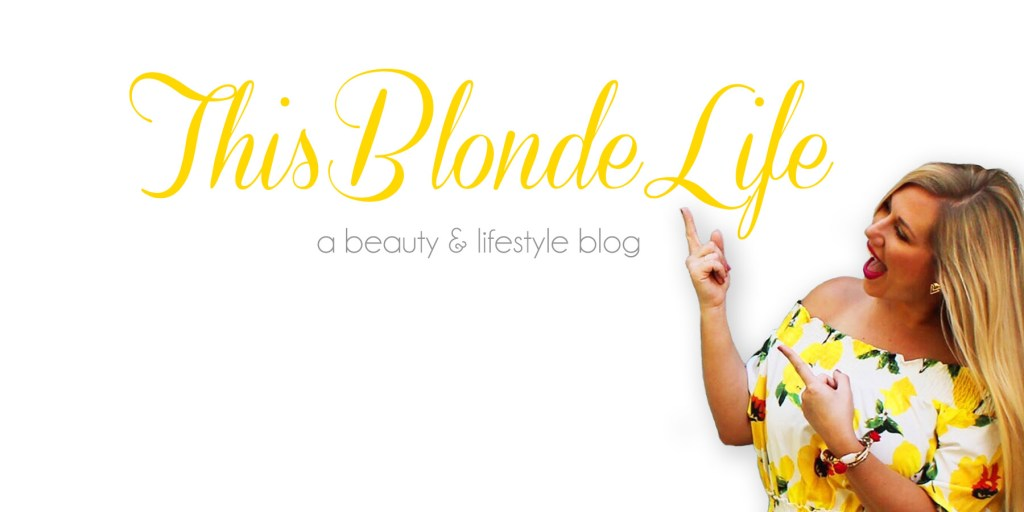 Welcome to My Blonde Life!